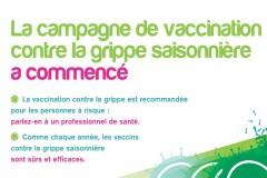 campagne vaccin grippe h1n1. Black Bedroom Furniture Sets. Home Design Ideas