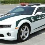 Top 5 des voitures de police dans le monde