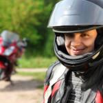 Le monde du motard