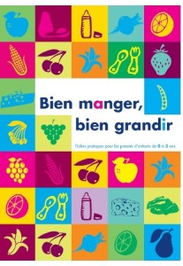 Les Fiches sur la diversification alimentaire du Conseil du Tarn