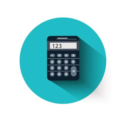 image d'une calculatrice