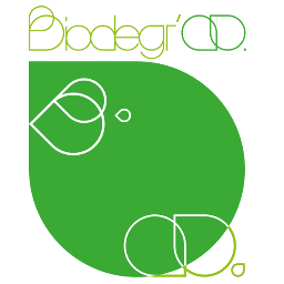 logo biodegrad