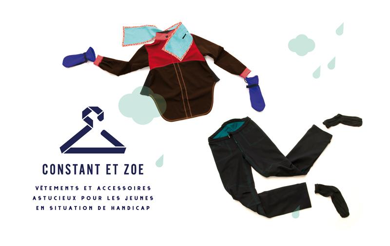 """""""A partir de novembre, la plateforme deviendra « astucieuse ». Les familles pourront disposer des vêtements avant de passer à l'achat."""""""