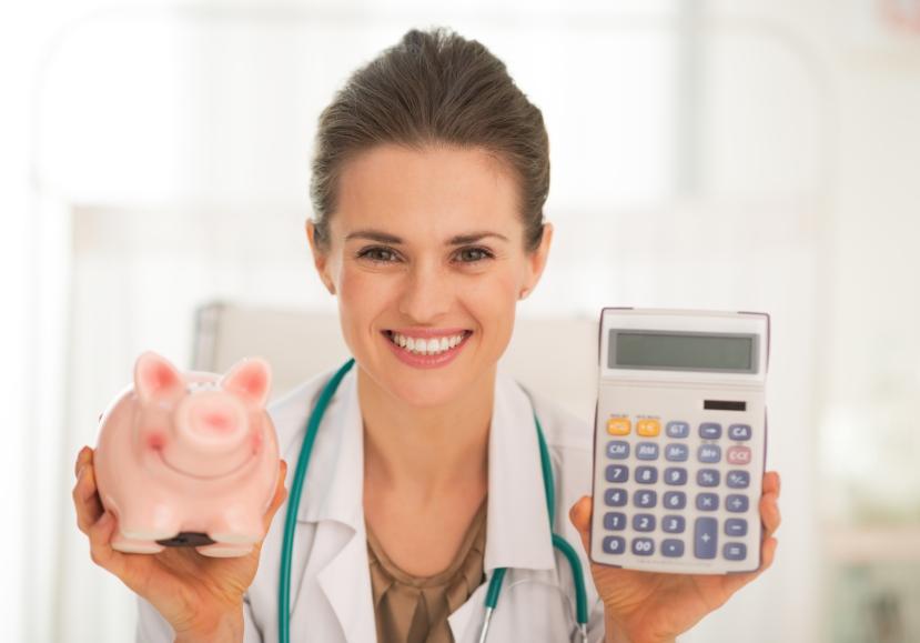 En 2014, l'Assurance Maladie a pris en charge 146,1 milliards d'euros, ce qui équivaut à 76,6 % des dépenses totales.