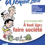 Semaine Bleue 2016 : les seniors, « une chance pour la société »